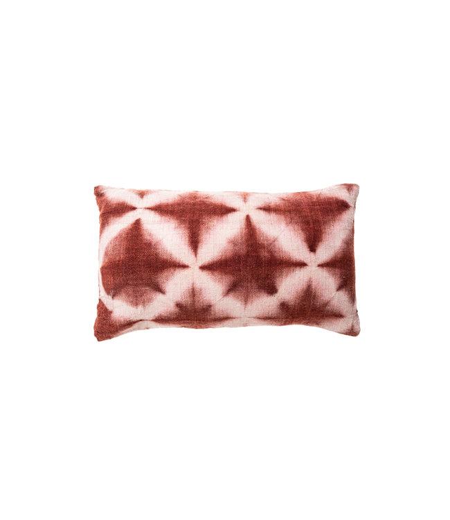 Cushion stars - red lac