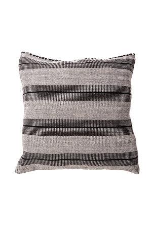 Cushion escalera india black