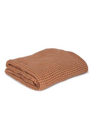 Mallino Wafel deken - cinnamon