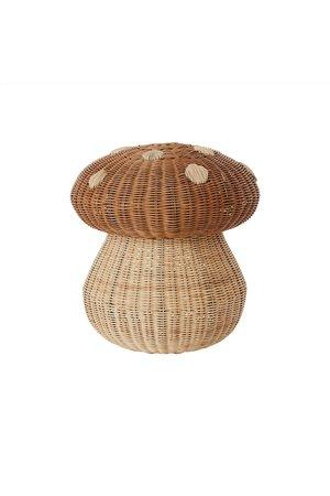 OYOY MINI Mushroom basket