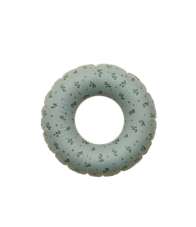 Swim ring small - clover green