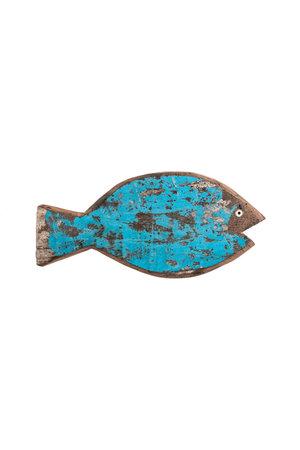 Recycled fish Lamu #64