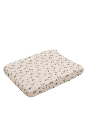 garbo&friends Changing mat cover  - bluebell