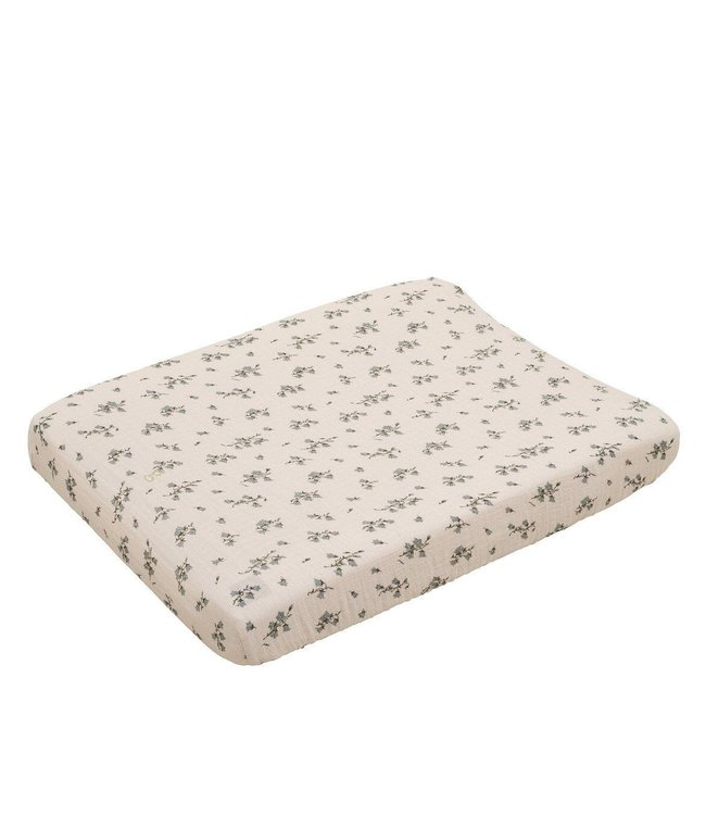 Changing mat cover  - bluebell