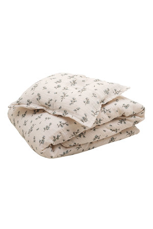 garbo&friends Bluebell muslin bed set