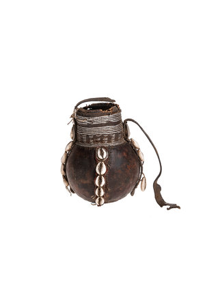Borana Chocho milk container - basket # 8