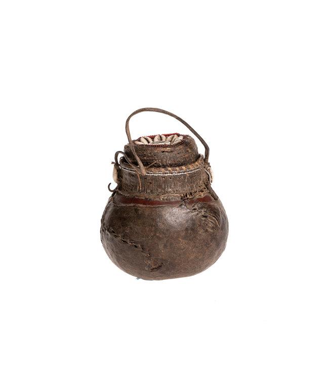 Borana Chocho milk container - basket #11