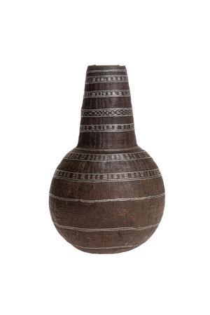 Borana Chocho milk container - basket #17