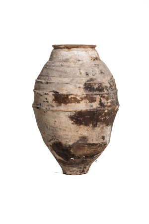 Old oil jar #7