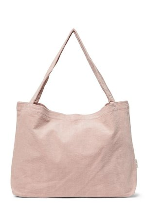 Studio Noos Dusty pink rib mom-bag