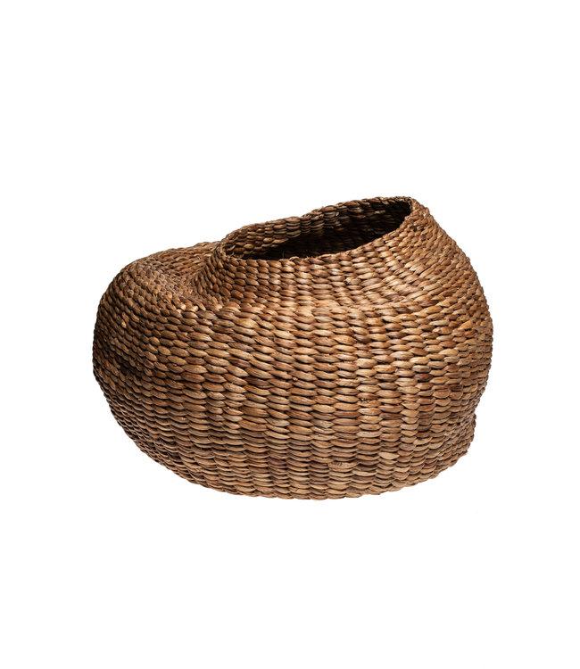 Waterhyacinth basket