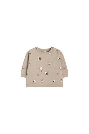 Organic Zoo Sweatshirt 'cotton field'