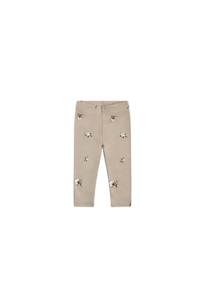 Organic Zoo Legging 'cotton field'