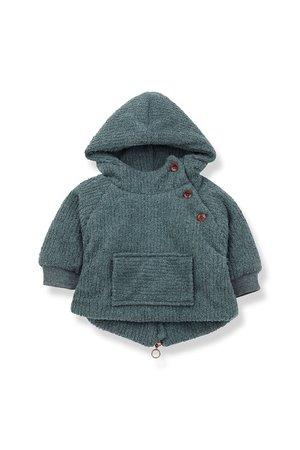 1+inthefamily Arcalis jacket - pine