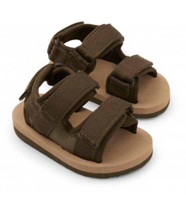 Konges Sløjd Sun sandal - capers