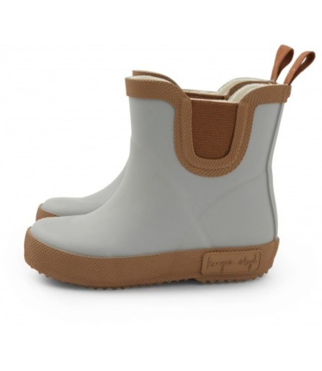 Welly rubber boots - quarry blue