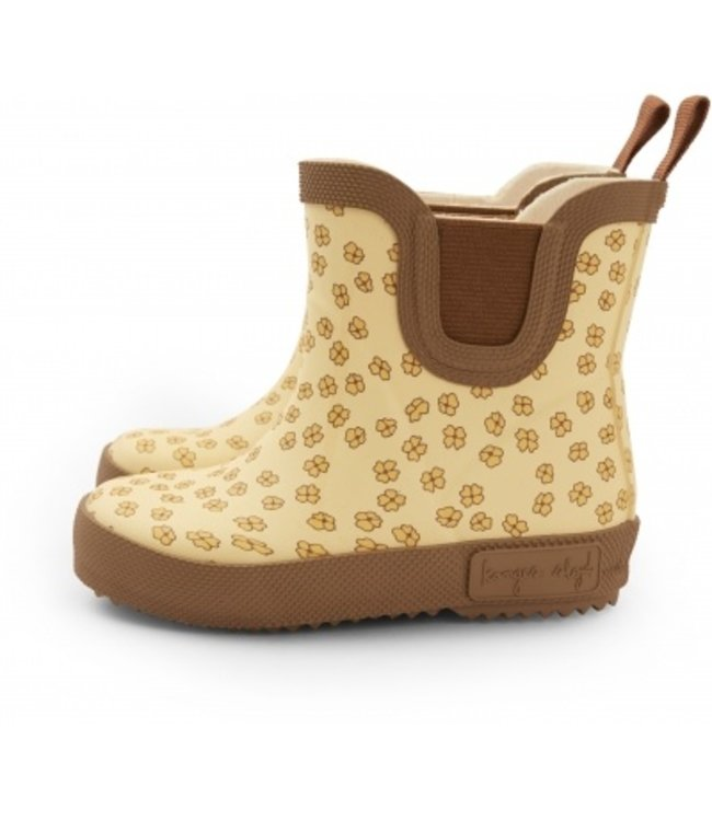 Welly rubber boots - buttercup yellow
