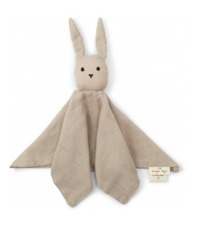 Konges Sløjd Sleepy rabbit - dark clay
