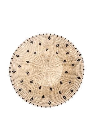 Sisal basket Zienzele Ø30 cm #453