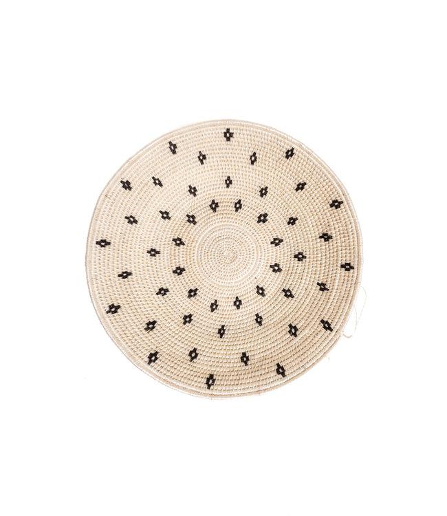 Sisal basket Zienzele Ø35 cm #471