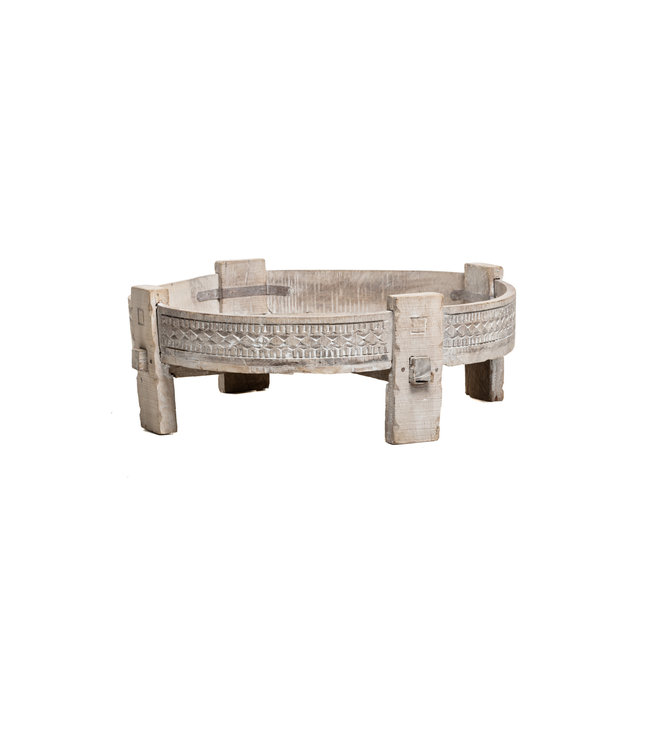Old grinder table - India