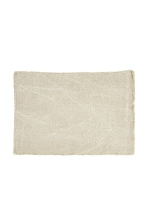 Libeco Pacific placemat - flax