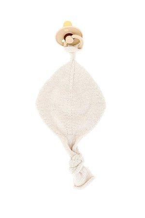Hvid Titi comforter - off-white