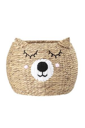 Bloomingville Mini Basket bear