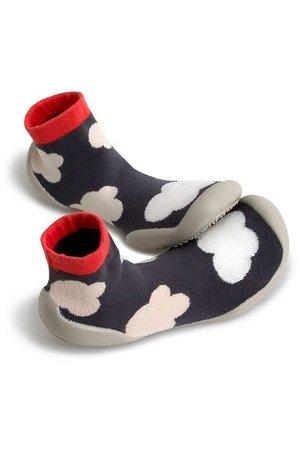 Collégien Pantoffels - nuages phospho
