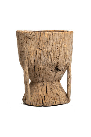 Old wooden mortarPeul #2