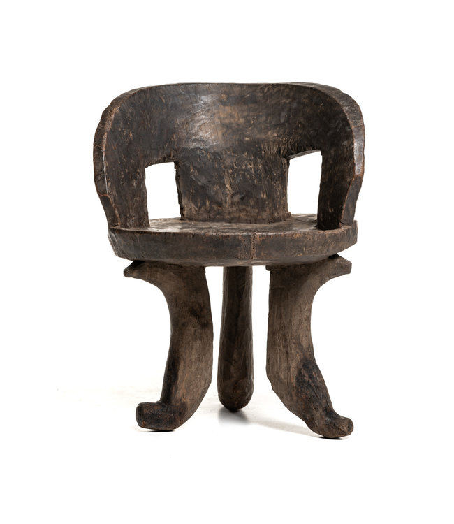 Old Jimma chair, Wolaita #1