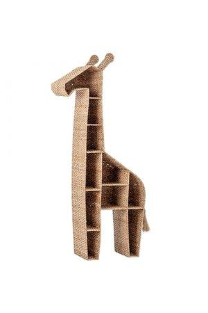 Bloomingville Mini Bookcase giraffe 148cm