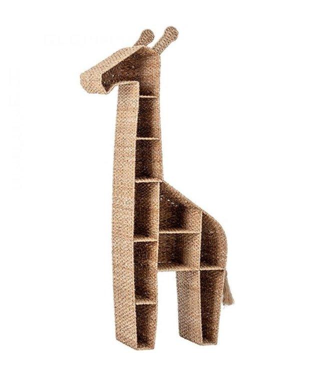 Boekenkast giraf