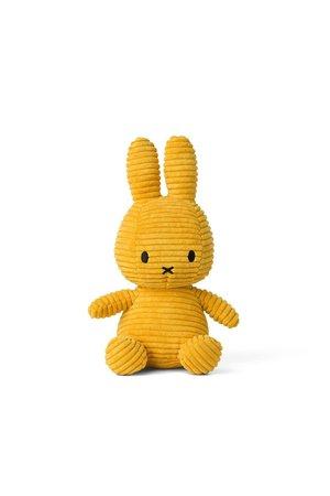Miffy Nijntje corduroy- yellow