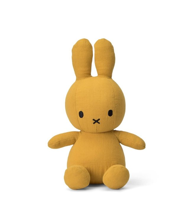 Miffy mousseline - yellow