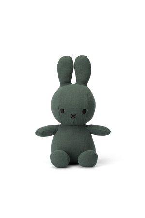 Miffy Nijntje knuffel mousseline - green