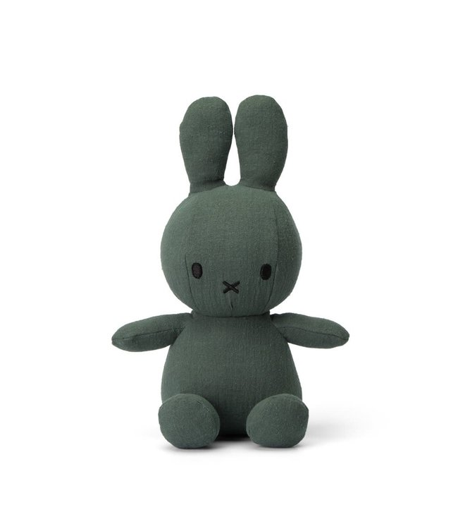 Miffy mousseline - green