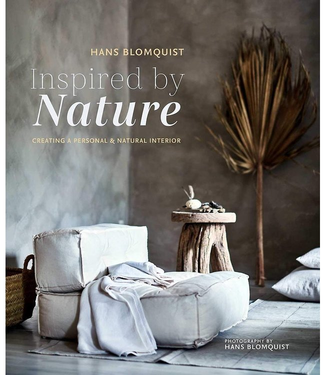 Inspired by nature, creating a personal and natural interior