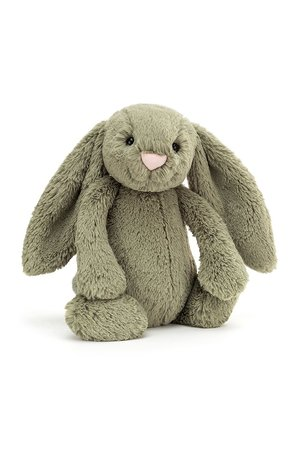 Jellycat Limited Bashful bunny fern