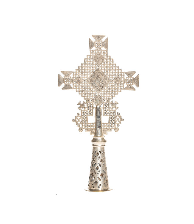 Ethiopian Coptic cross # 3