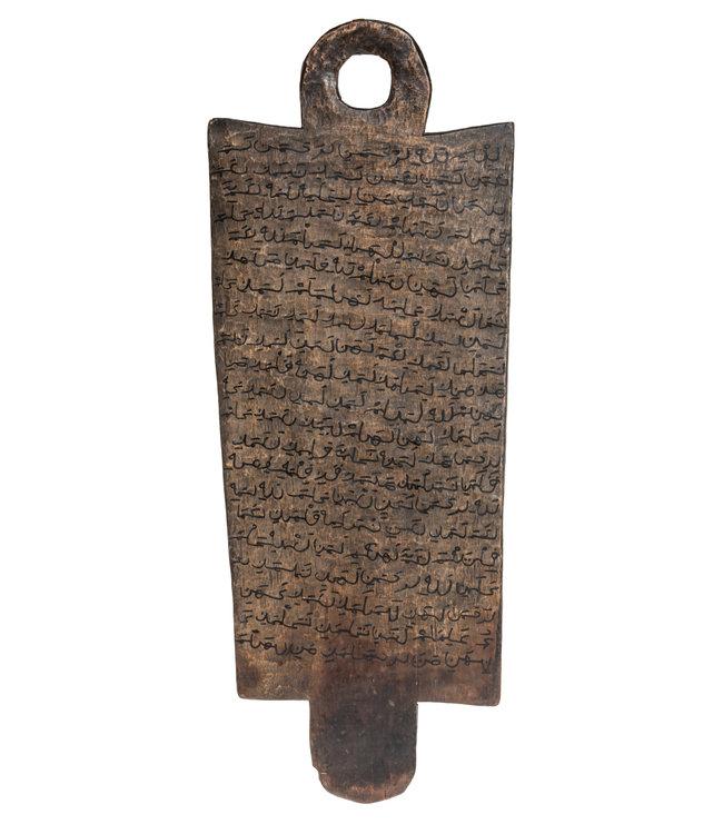 Koran schrijfbord Harar #6