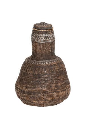 Borana Chocho milk container - basket # 29