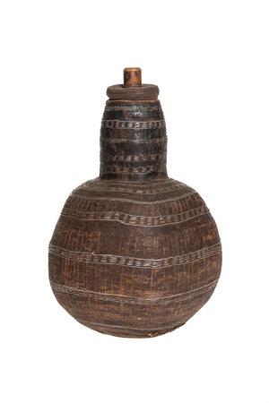 Borana Chocho milk container - basket # 36