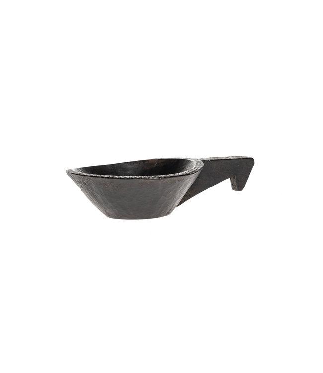 Wooden bowl, Gurage #1