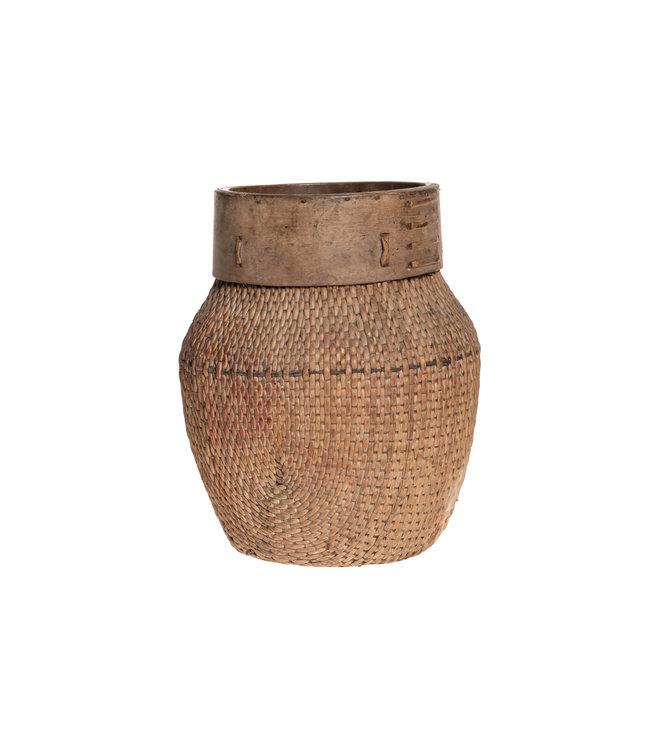 Old picking basket  - China #12