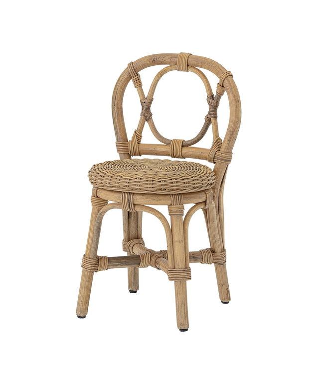 Chair, nature - rattan