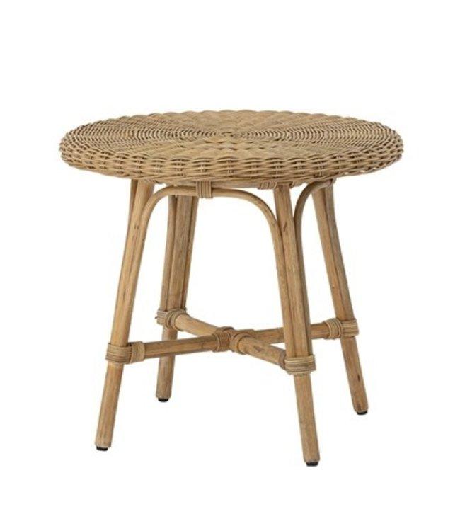 Table, nature - rattan