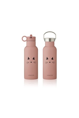 Liewood Neo water bottle - cat rose