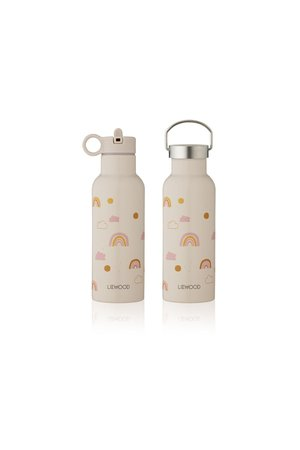 Liewood Neo water bottle - rainbow love mix