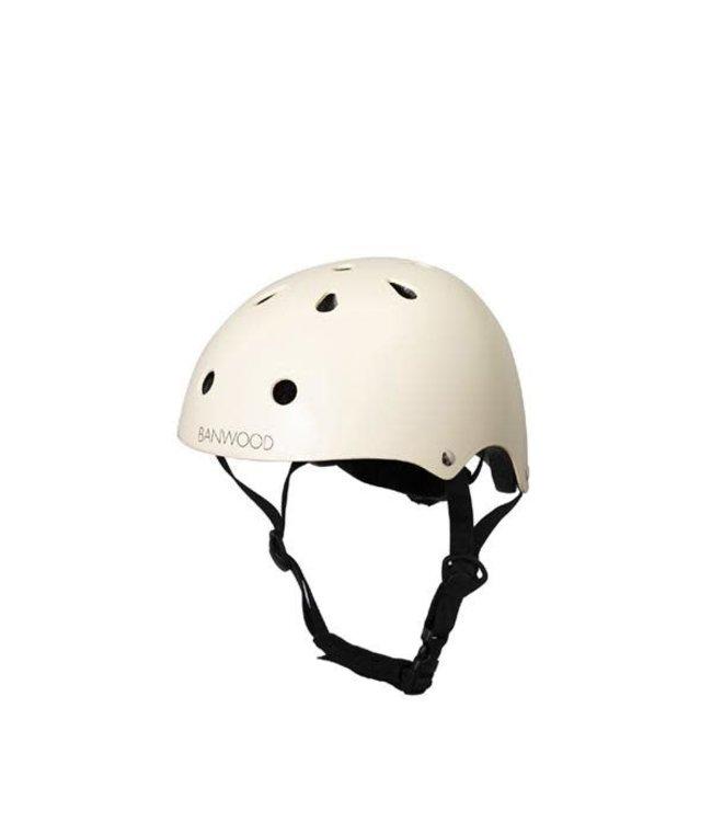 Classic helmet - matte cream